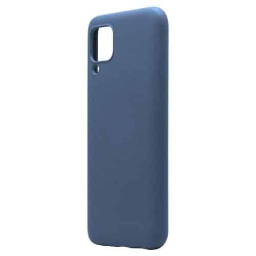 Liquid Silicon inos Huawei P40 Lite L-Cover Blue Raf