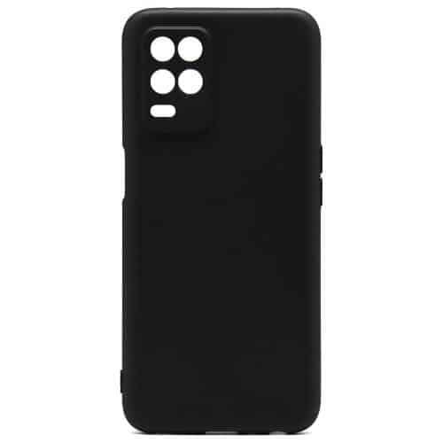 Θήκη Soft TPU inos Realme 8 5G S-Cover Μαύρο