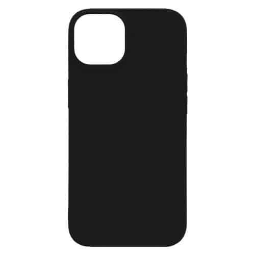 Θήκη Soft TPU inos Apple iPhone 13 S-Cover Μαύρο