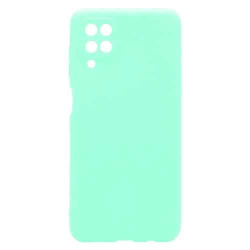 Soft TPU inos Samsung A125F Galaxy A12 S-Cover Mint Green