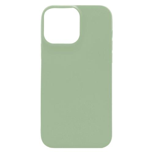 Soft TPU inos Apple iPhone 13 Pro Max S-Cover Olive Green