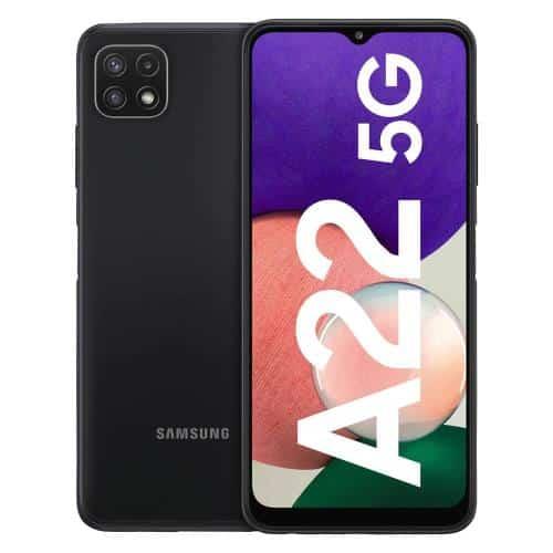 Mobile Phone Samsung A226B Galaxy A22 5G (Dual SIM) 64GB 4GB RAM Grey