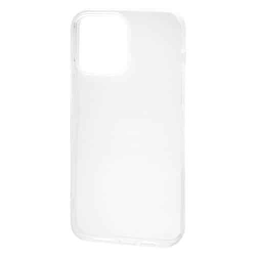 Θήκη TPU inos Apple iPhone 13 Pro Max Ultra Slim 0.3mm Διάφανο