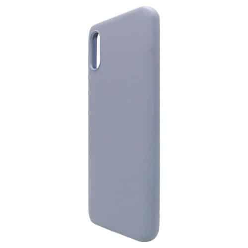 Liquid Silicon inos Xiaomi Redmi 9A L-Cover Blueberry