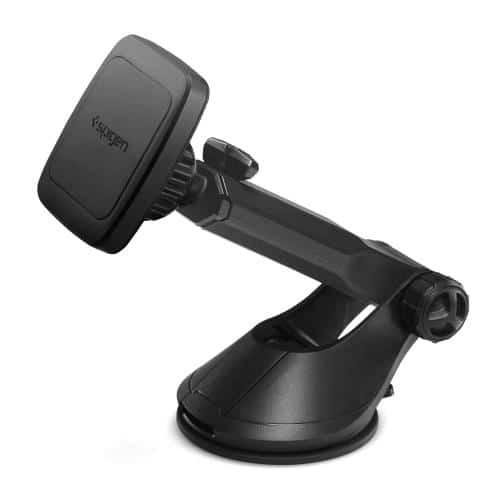 Universal Βάση Στήριξης Ταμπλό & Παρμπρίζ Αυτοκινήτου Μαγνητική Spigen H35 Μαύρο