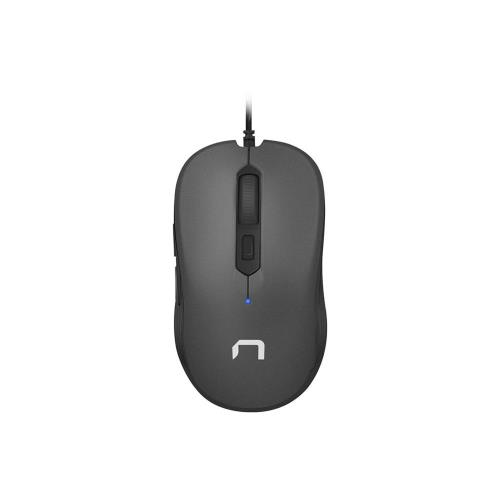 Wired Mouse Natec Drake NMY-0918 Black
