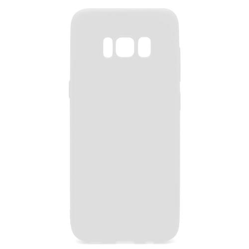 Soft TPU inos Samsung G955F Galaxy S8 Plus S-Cover Frost