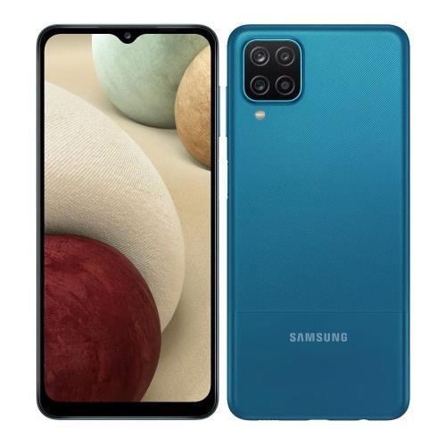 Κινητό Τηλέφωνο Samsung A125F Galaxy A12 (Dual SIM) 64GB 4GB RAM Μπλε