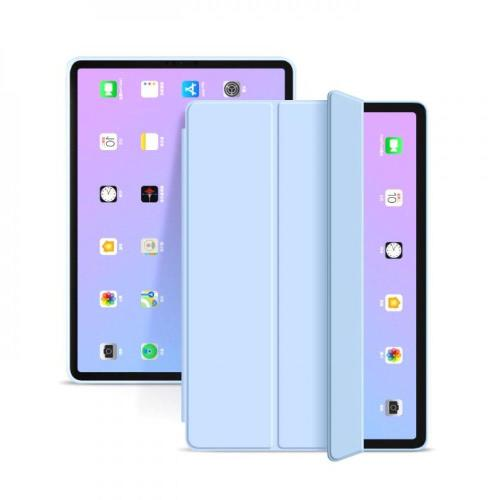 Flip Smart Case with TPU Back Cover inos Apple iPad Air (2020) Sky Blue