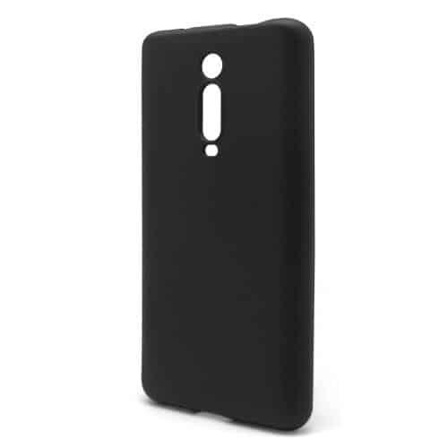 Liquid Silicon inos Xiaomi Mi 9T/ Mi 9T Pro L-Cover Matte Black