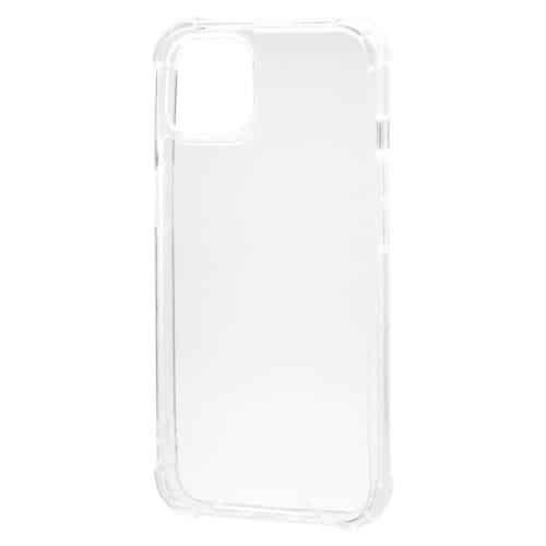 Θήκη TPU & PC Apple iPhone 13 Shock Proof Διάφανο