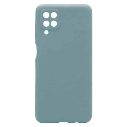 Soft TPU inos Samsung A125F Galaxy A12 S-Cover Petrol