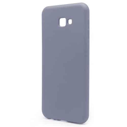 Liquid Silicon inos Samsung J415F Galaxy J4 Plus (2018) L-Cover Blueberry