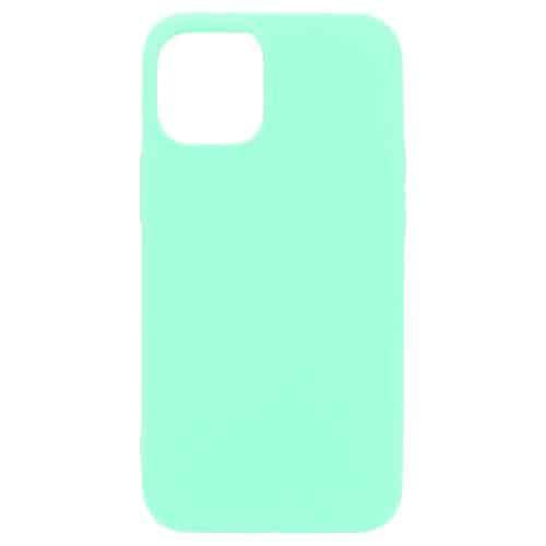 Soft TPU inos Apple iPhone 12 mini S-Cover Mint Green