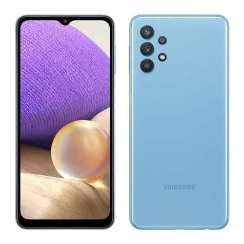 Mobile Phone Samsung A326B Galaxy A32 5G (Dual SIM) 64GB 4GB RAM Awesome Blue