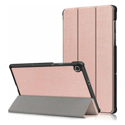 Θήκη Flip Smart inos Lenovo Tab M10 2ND GEN TB-X306 10.1'' Ροζ-Χρυσό