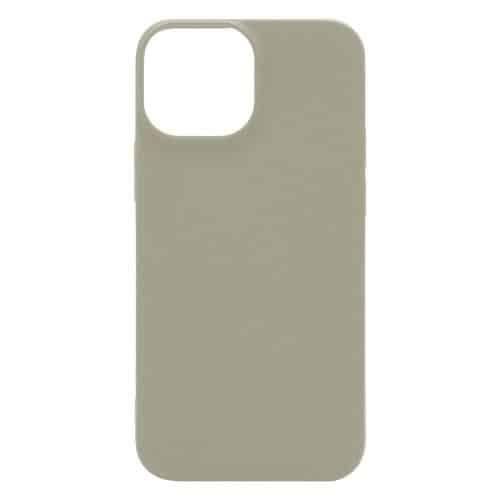 Θήκη Soft TPU inos Apple iPhone 13 mini S-Cover Γκρι