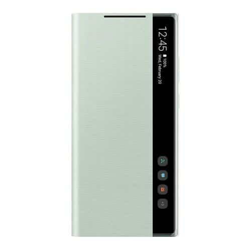 Flip Clear View Case Samsung EF-ZN980CMEG N980F Galaxy Note 20 Mystic Green