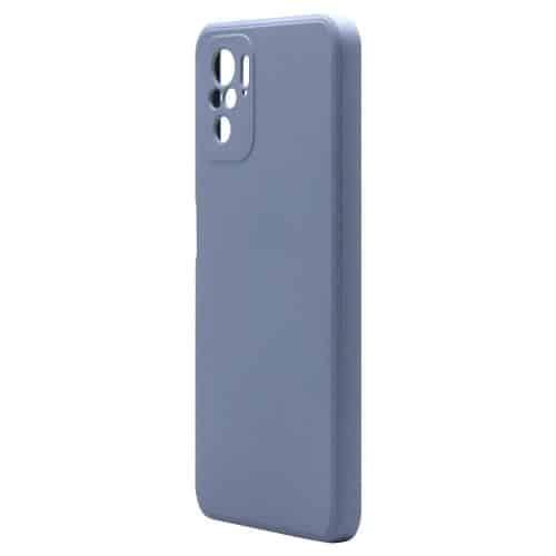 Liquid Silicon inos Xiaomi Redmi Note 10  L-Cover Blueberry