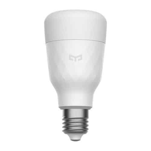 Smart Λάμπα Yeelight YLDP007 W3 E27 LED 8W Ρυθμιζόμενο Λευκό