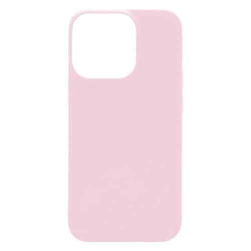 Θήκη Soft TPU inos Apple iPhone 13 Pro S-Cover Dusty Ροζ