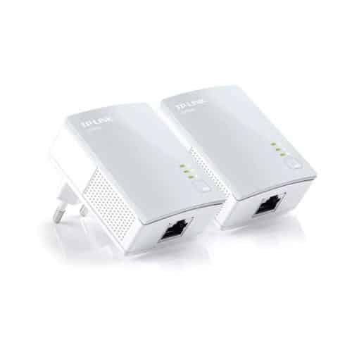 Powerline Adapter AV600 TP-LINK TL-PA4010 600Mbps v3.0 (2 pcs)