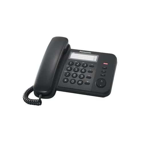 Land Line Panasonic KX-TS520EX Black
