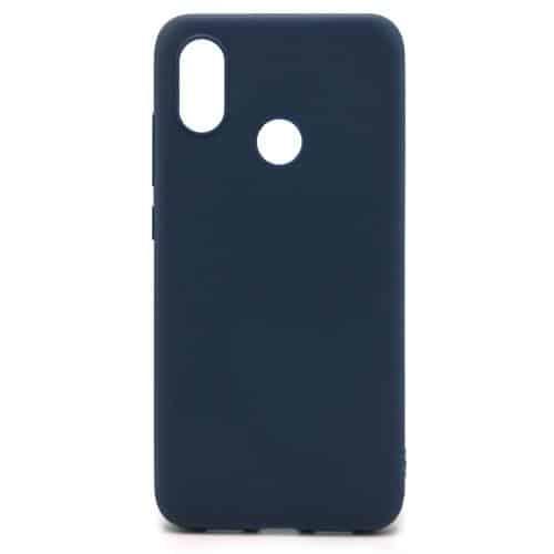Soft TPU inos Xiaomi Mi A2 Lite S-Cover Blue