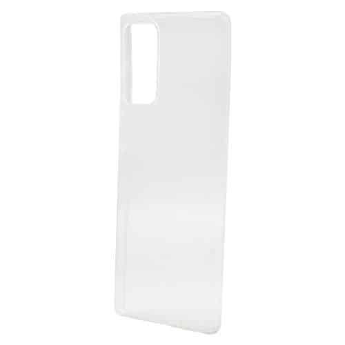 Θήκη TPU inos Samsung N980F Galaxy Note 20 Ultra Slim 0.3mm Διάφανο