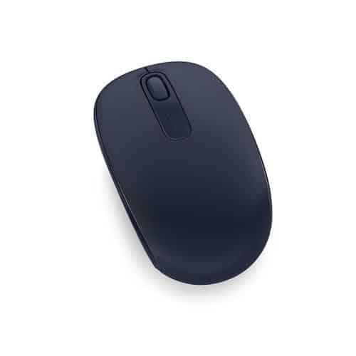 Ασύρματο Ποντίκι Microsoft Mobile 1850 EFR Σκούρο Μπλε
