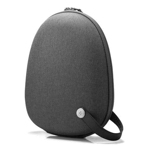 Silicone Case Spigen Klasden Pouch Apple AirPods Max Charcoal Grey