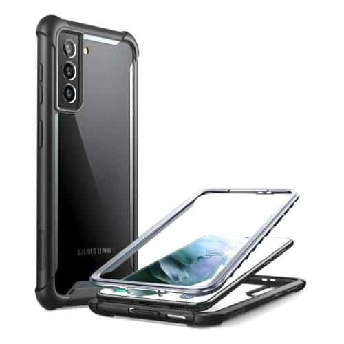 Θήκη Full Body Rugged i-Blason Supcase Ares Samsung G991B Galaxy S21 5G  Μαύρο