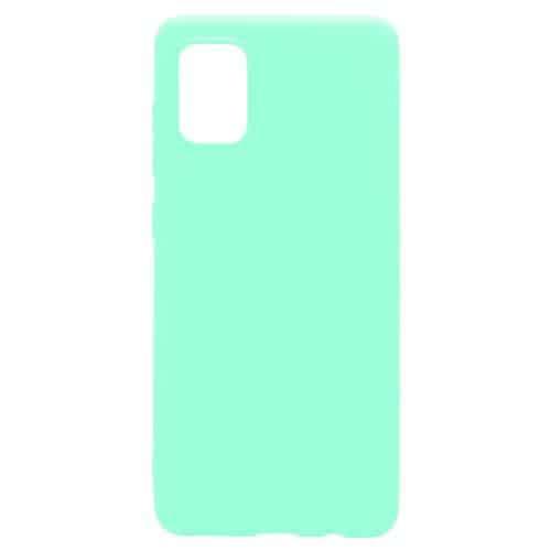 Soft TPU inos Samsung A315F Galaxy A31 S-Cover Mint Green