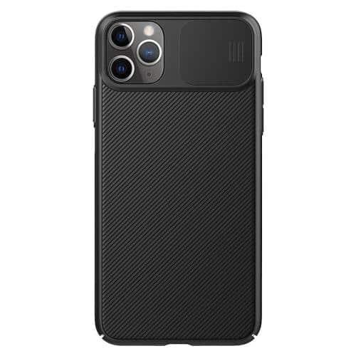 Θήκη Soft TPU & PC Nillkin Camshield Apple iPhone 11 Pro Max Μαύρο