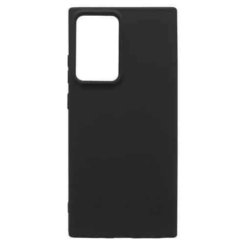 Soft TPU inos Samsung N985F Galaxy Note 20 Ultra S-Cover Black