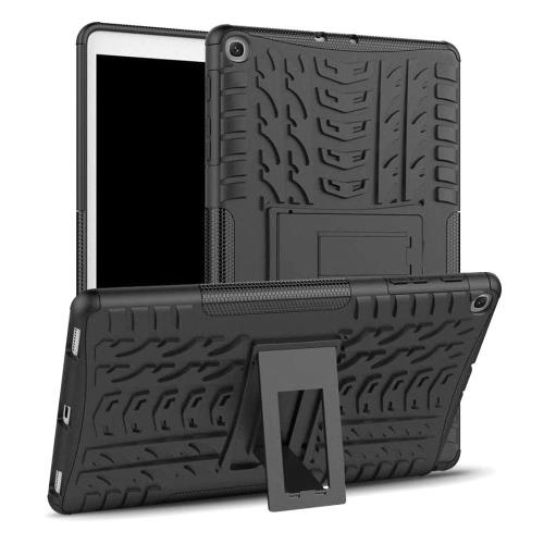 Back Cover Case Armorlok with Stand inos Samsung Galaxy Tab A 10.1 2019 T510 Wi-Fi/T515 4G Black