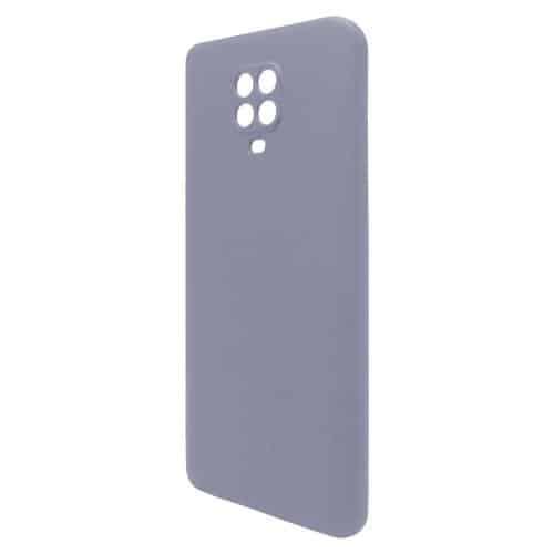 Liquid Silicon inos Xiaomi Redmi Note 9S L-Cover Blueberry