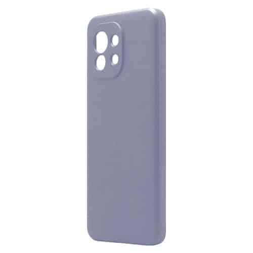 Liquid Silicon inos Xiaomi Mi 11 5G L-Cover Blueberry