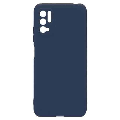 Θήκη Soft TPU inos Xiaomi Poco M3 Pro 5G S-Cover Μπλε