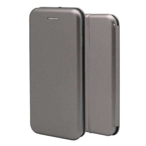 Θήκη Flip Book inos Samsung A515F Galaxy A51 Curved M-Folio Σκούρο Γκρι