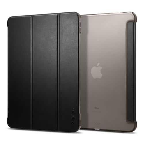 Θήκη Soft TPU Spigen Smart Fold Apple iPad Air 4 (2020) Μαύρο