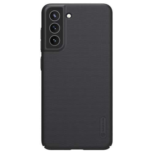 Θήκη Soft TPU & PC Nillkin Super Frosted Shield Samsung G990B Galaxy S21 FE 5G Μαύρο