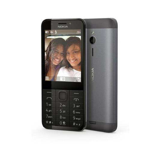 Mobile Phone Nokia 230 (Dual SIM) Dark Silver