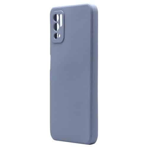 Liquid Silicon inos Xiaomi Redmi Note 10 5G L-Cover Blueberry