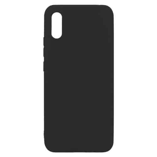Soft TPU inos Xiaomi Redmi 9A S-Cover Black
