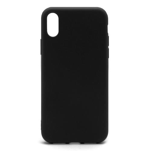 Soft TPU inos Apple iPhone X/ iPhone XS S-Cover Black